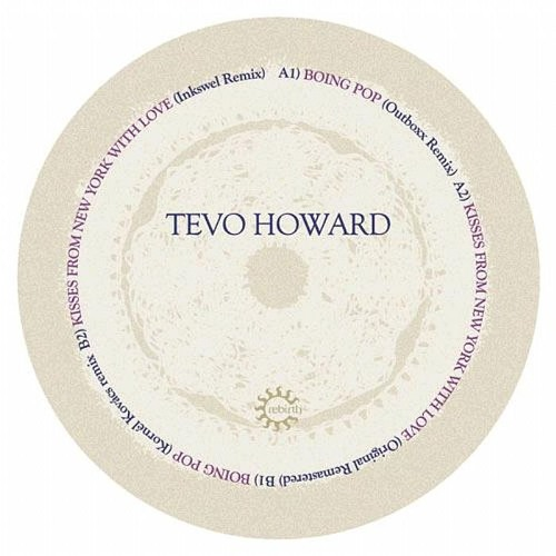 Tevo Howard - Boing Pop (Kornél Kovács Remix) (Rebirth, REB 086) SNIPPET