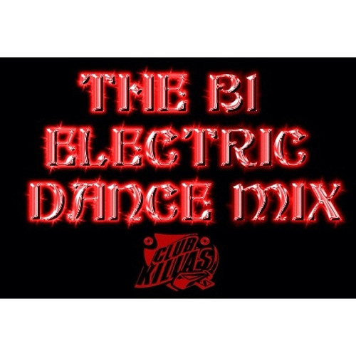 THE B 1 ELECTRIC DANCE Mix