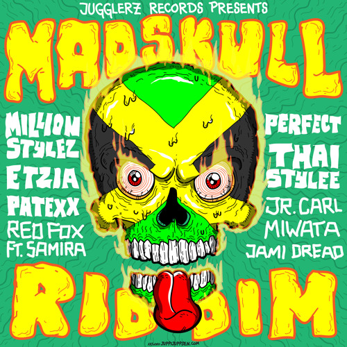 Million Stylez - Jellyfish [Madskull Riddim - Jugglerz Records 2014]