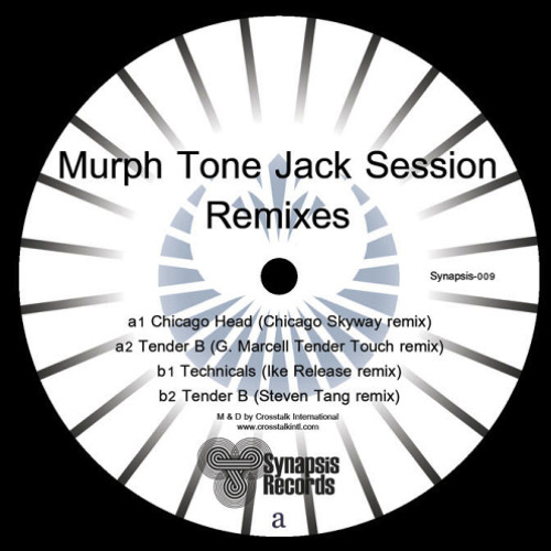 Murph Tone Jack Session Remixes