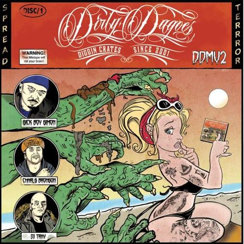 Dirty Dagoes - Red Eye X Sick Boy Simon - DDMV2