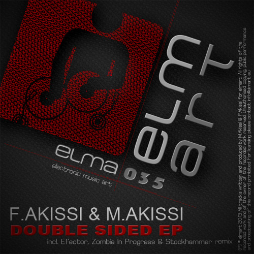 ELMA035 F.Akissi & M.Akissi - Alert (Zombie in Progress Remix)