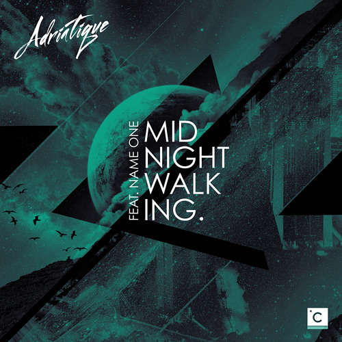 CP041: Adriatique - Midnight Walking EP
