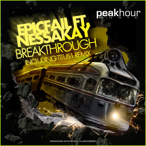 EpicFail Feat. NessaKay - Breakthrough [PREVIEW]