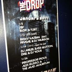 Frydae Live At The Drop Cambridge Ma 1 12 14