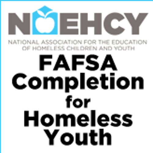 FAFSA Completion for Homeless Youth