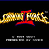 Shining Force II- Dying Wishes