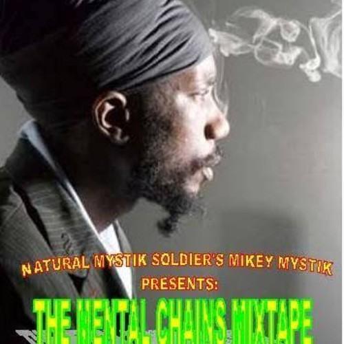 Sizzla - Mental Chains Mixtape (Natural Mystik Soldier's)
