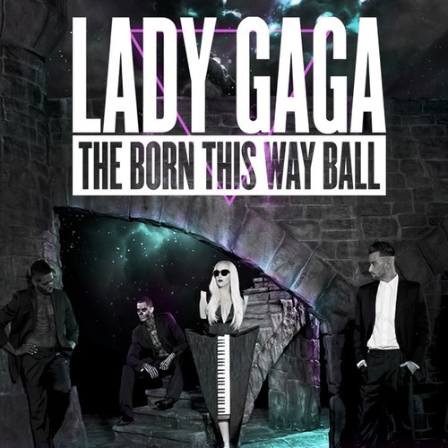 Lady Gaga - Princess Die (Live In Sofia, Bulgaria)