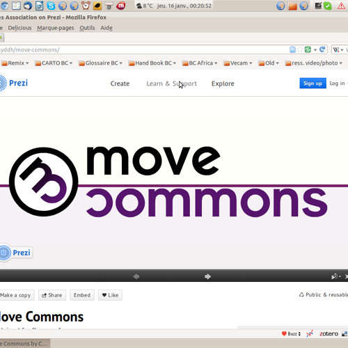 Move Commons - ITW Bastien Guerry