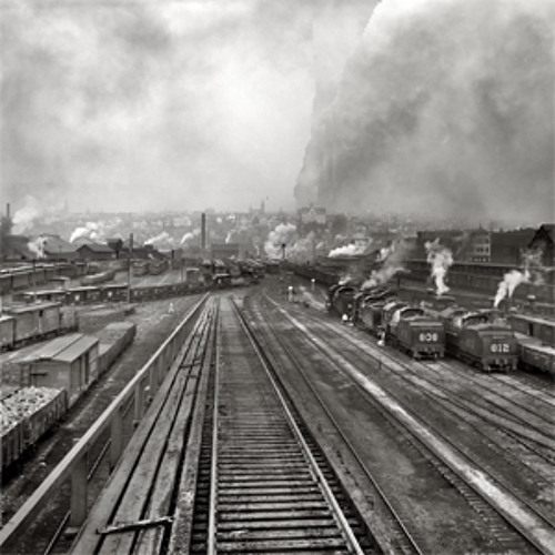 The Rangston Rail Yard