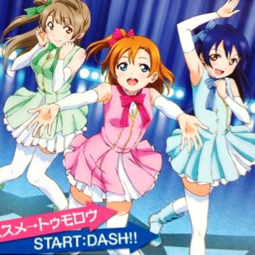 Love Live- Start Dash (Sophia Version)