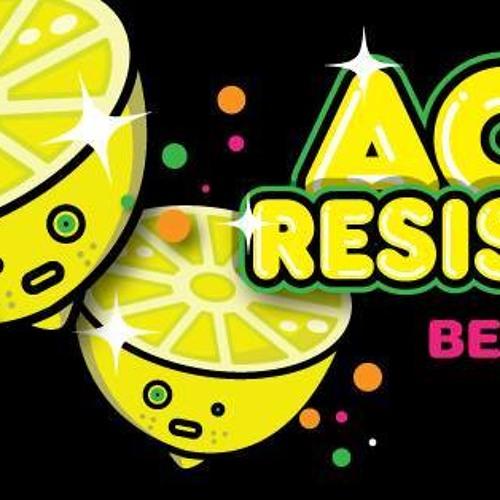 SAYITH P @Acid Resistance Beach festival 08-01-2014 PARTE 2