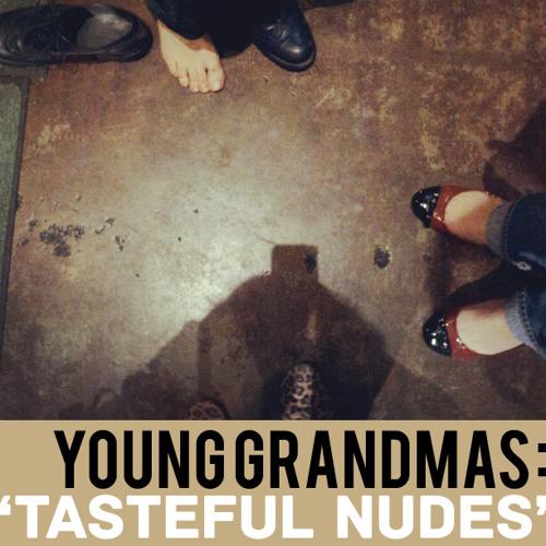 "rp002 | Young Grandmas - ""Tasteful Nudes"" EP"