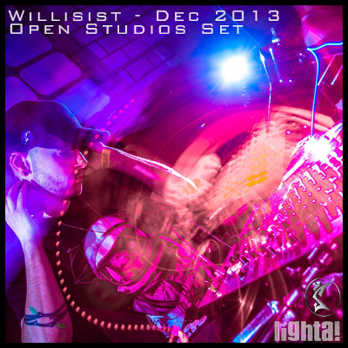 Willisist At Open Studios Lighta! Dec 2013