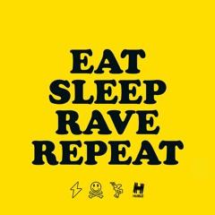 Eat Sleep Rave Repeat [Uberjakd Remix] - Fatboy Slim & Riva Starr *Out NOW*