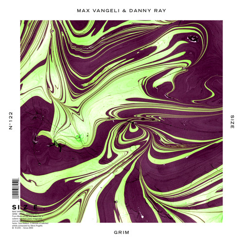 Max Vangeli & Danny Ray - Grim (Preview)