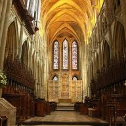 Serenity - live at Truro Cathedral