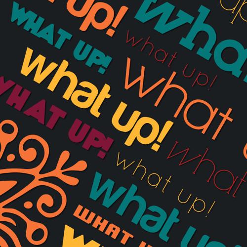 What Up (Instrumental) // LaFunkhh x Muza
