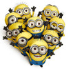 Despicable Me 2 Minions Banana Song (2013)