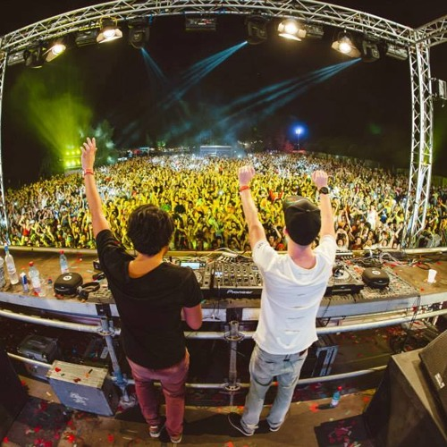 Mightyfools - Live @ Mysteryland Chile Mainstage 20-12-13