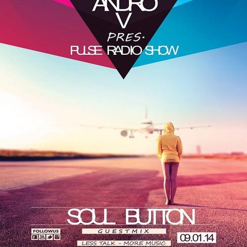 Andro V pres Pulse Radio Show 009 (January 09, 2013)