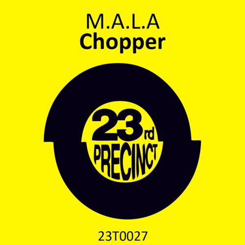 23T0027 - M.A.L.A - Chopper (clip)