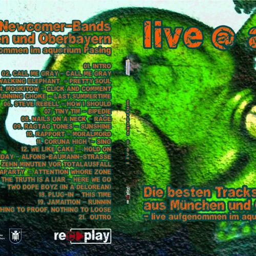 live @ aqu@rium CD-Sampler Snippets