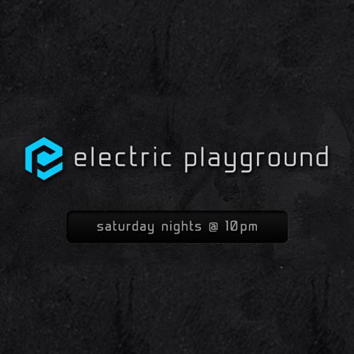 Green Velvet Q87.7 (Electric Playground Podcast) 11/16/13