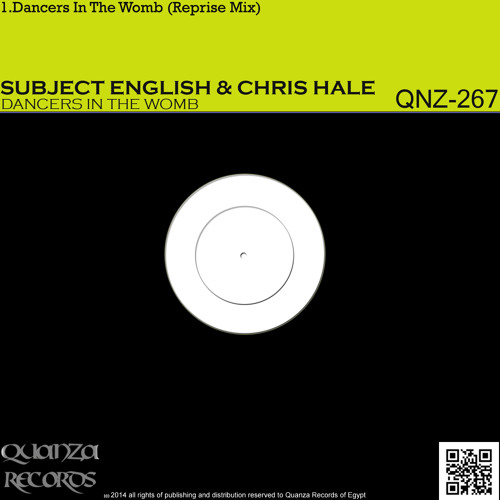 Subject English & Chris Hale - Dancers in the Womb (Reprise Mix)