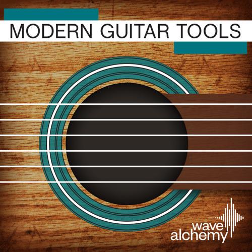 Wave Alchemy Modern Guitar Tools WAV REX