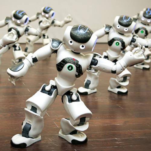 Robotic roundup