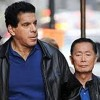 Danny pretends to be George Takei and messes with Lou Ferrigno
