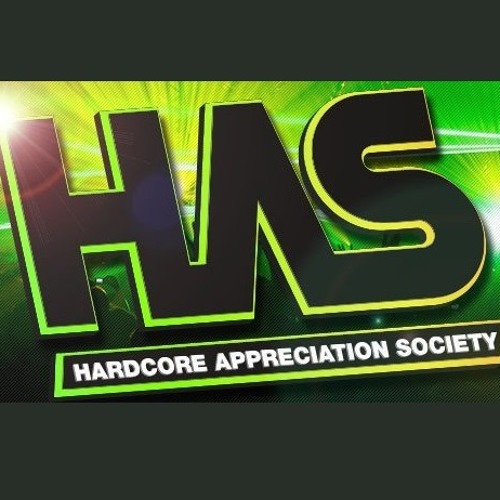 DJ Delite - HAS Mix 1 (Hardcore Appreciation Society)