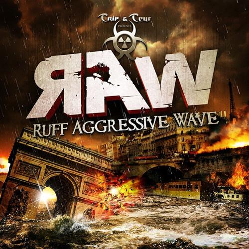 Unexist @ R.A.W. Paris (11-01-2014)