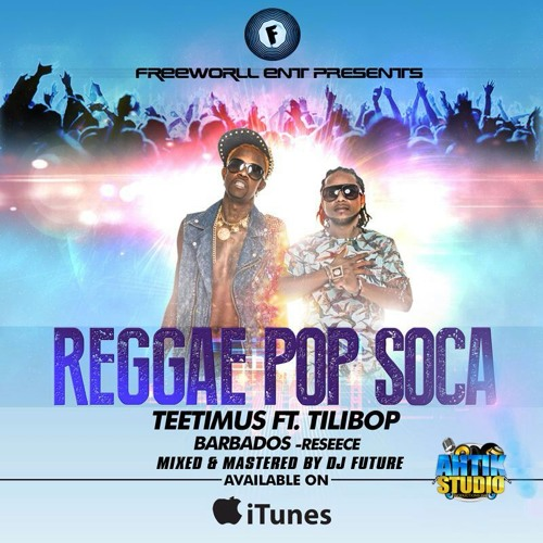 REGGAE POP SOCA