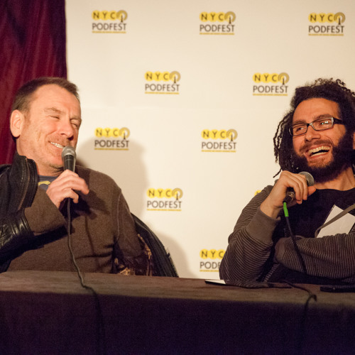 Ep 84 - Live with Colin Quinn, W. Kamau Bell, Dave Hill