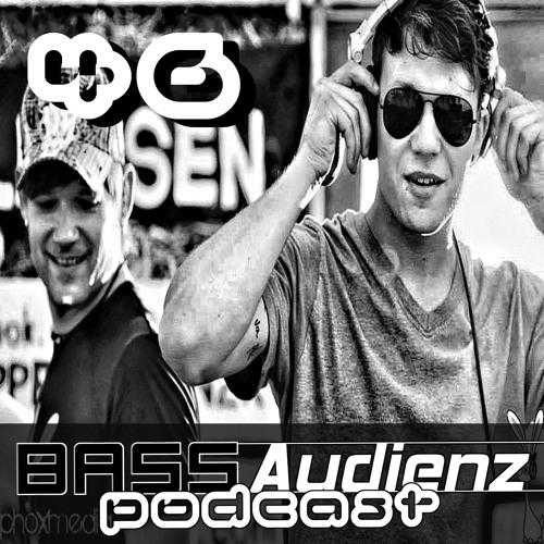 Dominik Israel || BassAudienz Podcast Special || Episode 046 1/2