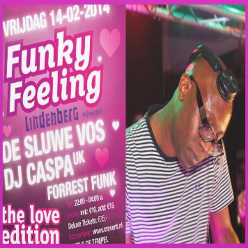 FUNKY FEELING episode #01: DJ CASPA