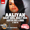 AALIYAH - BABY GIRL BDAY MIX