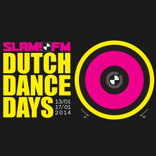 Ferry Corsten live at the Dutch Dance Days @ SlamFM [January 16, 2014]