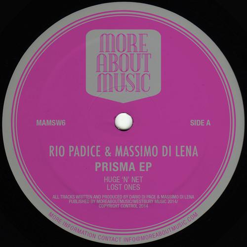 Rio Padice & Massimo Di Lena - Huge 'N' Net (Clip) - MAMSW6