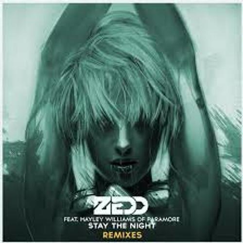 Kenny Keys- Zedd feat hayley williams STAY THE NIGHT REMIXXX