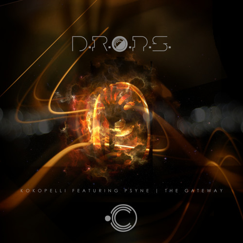 """CYMB022 D.R.O.P.S """"Kokopelli"""" featuring Psyne / """"The Gateway"""" Preview"""