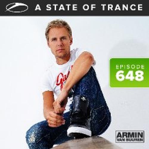 Sunset & Myk Bee – Summer Breeze (Original Mix) - Armin van Buuren - A State Of Trance 648