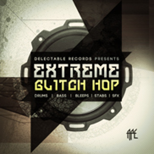 DGS45 - Extreme Glitch Hop - Sample Library - Exclusive at Loopmasters