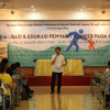 Radio Trijaya FM Pada Acara Alumni Sekolah St Yoseph Jakarta, 14/1/14 Di Katedral Jkt(KANKER ANAK)