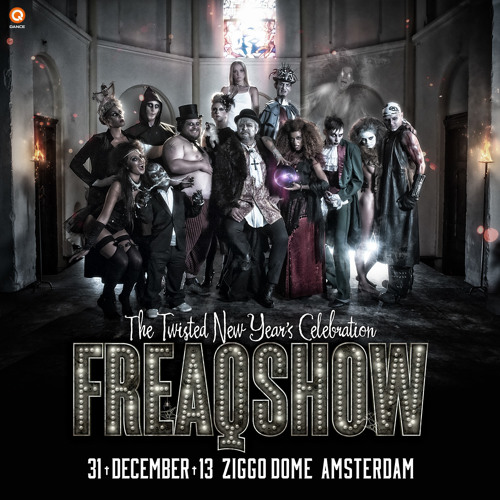 Freaqshow 2013 | Mad Mansion | Menthal Theo & The Prophet