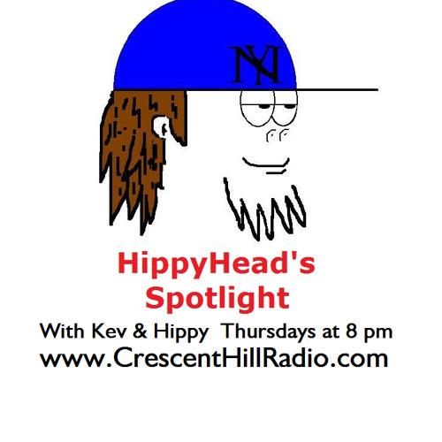 Hippy Head's Spotlight - 01.16.14 - JK Mabry