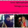 Bahagia ya kamu... ^_^ (REFF COVER LAGU BARU @gilangdirgahari)